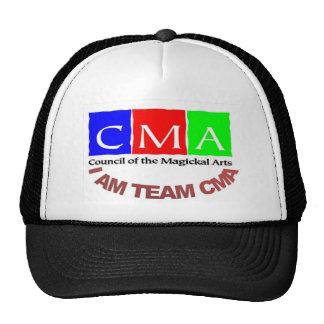 I am Team CMA Hat