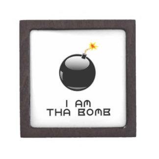 I am tha bomb gift box