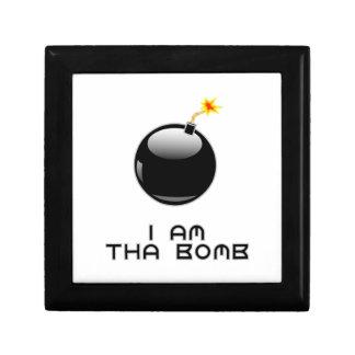 I am tha bomb jewelry box