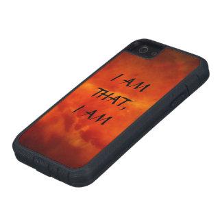 I AM THAT I AM - FIRESTORM iPhone SE/5/5s CASE