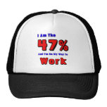 I Am The 47% Hat