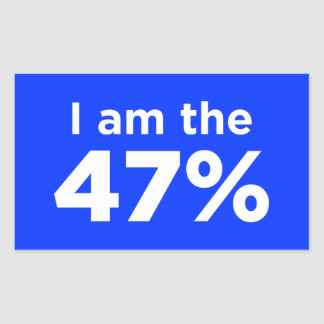 I Am the 47 Sticker
