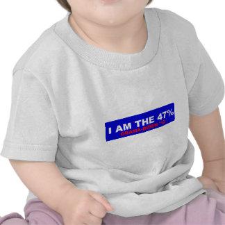 I Am The 47 Tshirts