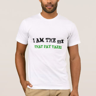 I AM THE 53% T-Shirt