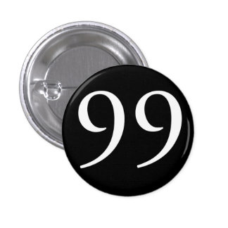 I Am The 99 BLK Button