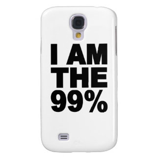 I am the 99% (Occupy Wall St) Samsung Galaxy S4 Cases