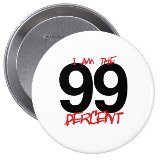 I AM THE 99 PERCENT - png Pin