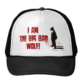 I am the Big Bad WOLF Trucker Hat