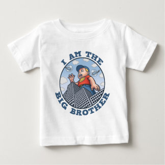 I Am the Big Brother Baby T-Shirt