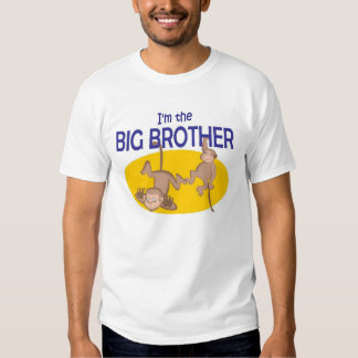 I am the big brother monkey T-Shirt
