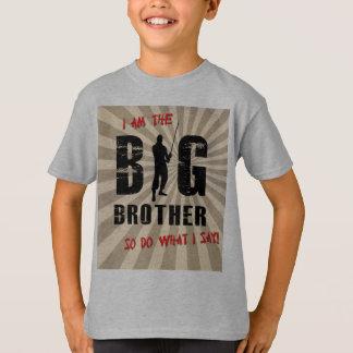 I am the Big Brother Ninja T-Shirt