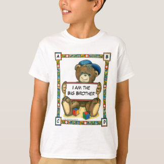 I am the Big Brother Shirt
