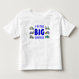 I am the Big Brother Toddler T-shirt