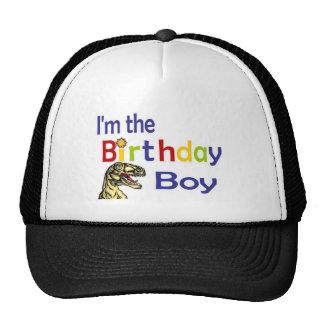 I am the birthday boy mesh hat
