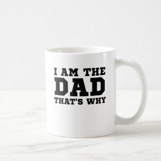 I Am The Dad Coffee Mug