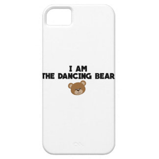 I Am The Dancing Bear iPhone SE/5/5s Case