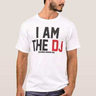 I am the DJ, DJ G.O. T-Shirt