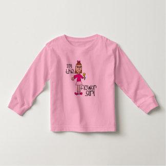 I am the Flower Girl Toddler T-shirt