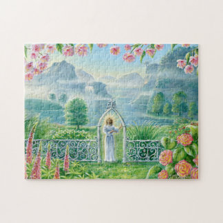 I Am the Gate Jigsaw Puzzle