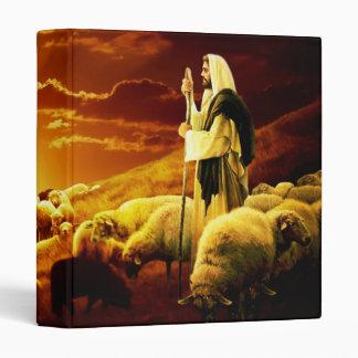 """I am the good shepherd. John 10:11 Binder"
