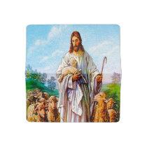 I Am the Good Shepherd John 10:7-21 Checkbook Cover