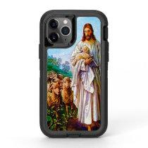 I Am the Good Shepherd John 10:7-21 OtterBox Defender iPhone 11 Pro Case