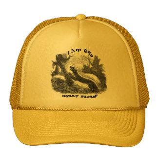 I Am The Honey Badger Trucker Hat