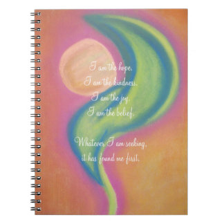 I am the Hope notebook