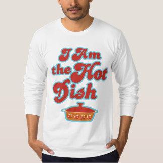 I AM the Hotdish Funny Minnesota Long Sleve Shirt