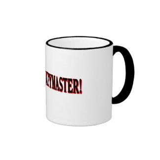 I am The Keymaster Coffee Mug