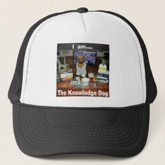 I am The Knowledge Dog genuine original Trucker Hat