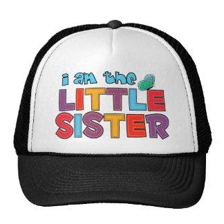 I am the Little Sister Butterfly Trucker Hat