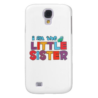 I am the Little Sister Butterfly Samsung S4 Case