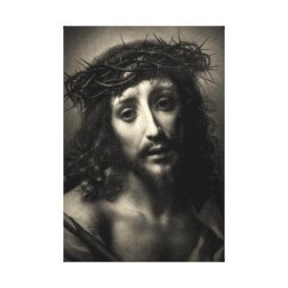 I am the living bread - John 6:51 Canvas Print