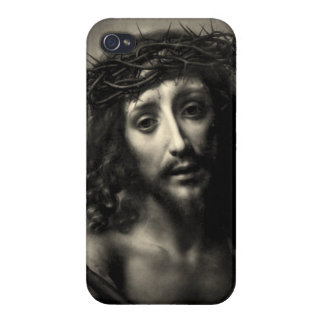 I am the living bread - John 6:51 Case For iPhone 4