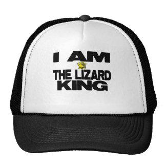 I Am The Lizard King Hat