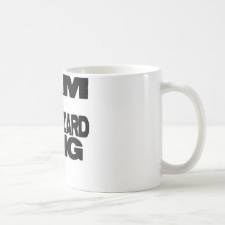 I Am The Lizard King Classic White Coffee Mug