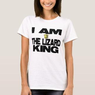 I Am The Lizard King T-Shirt