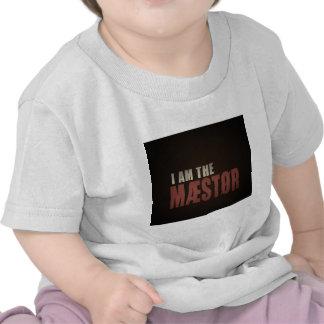 I am the mæstør tee shirt
