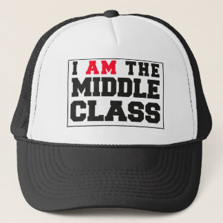 I AM the middle class Trucker Hat
