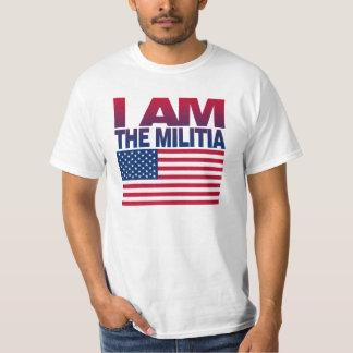 I Am the Militia - Men's Shirt