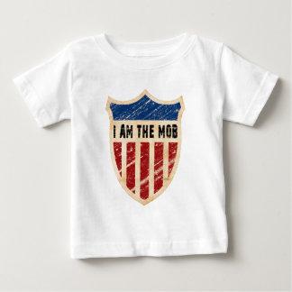 I Am The Mob Shield Baby T-Shirt