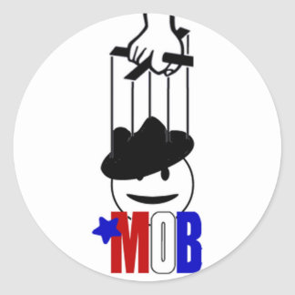 I am the Mob Stickers