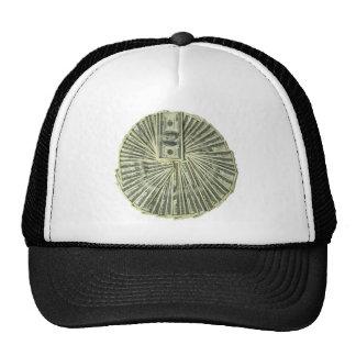 I am the money trucker hat