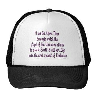 I am the open door... hat