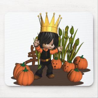 I Am the Pumpkin King  Mousepad