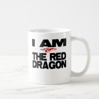 I Am the Red Dragon Coffee Mug