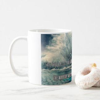 I am the storm coffee mug