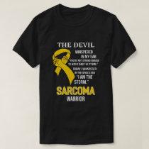 I Am The Storm Support Sarcoma Awareness T-Shirt