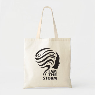 I am the Storm totebag Tote Bag